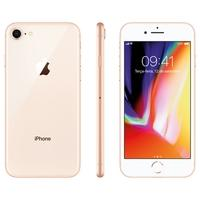 iPhone 8 Dourado, 64GB - MQ6J2