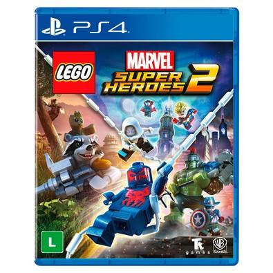 Game Lego Marvel Super Heroes 2 PS4