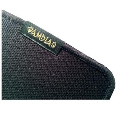 Mousepad Gamdias Extensivo para Teclado - GD-NYX-P1