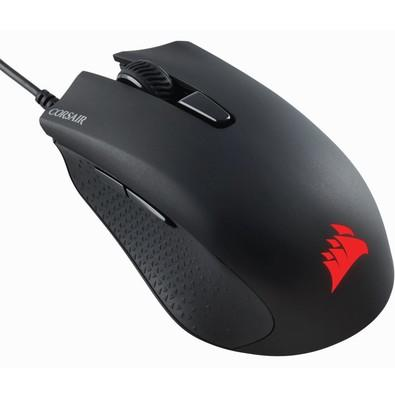 Teclado e Mouse Gamer Corsair RGB ABNT2 Harpoon e K55 - CH-9206115-BR