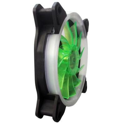 Cooler FAN Ring Bluecase 12cm Verde BFR-05G