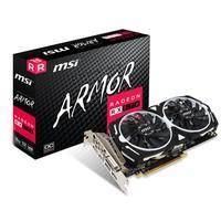 Placa de Vídeo MSI AMD Radeon RX 570 Armor 8G OC, GDDR5