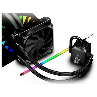 Watercooler Deepcool CAPTAIN 120 EX RGB para Intel/AMD