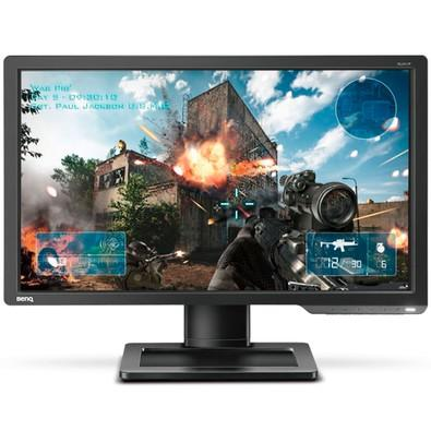 Monitor Gamer Benq Zowie LED 24´ Widescreen, Full HD, HDMI/DVI/DisplayPort, 144Hz, 1ms, Altura Ajustável - XL2411P