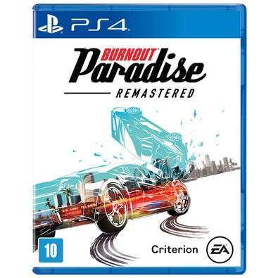 Game Burnout Paradise Remastered PS4