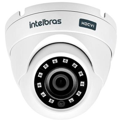 Câmera Dome Intelbras Multi-HD com infravermelho, Lente 2,8MM, Resolução Full HD 1080p IR 20M Interna/Externa - VHD 3220 D G4 4565247