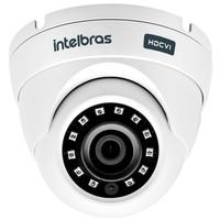 Câmera Dome Intelbras Multi-HD com infravermelho, Lente 2,8MM, Resolução Full HD 1080p IR 20M Interna/Externa - VHD 3220 D G4 4565247