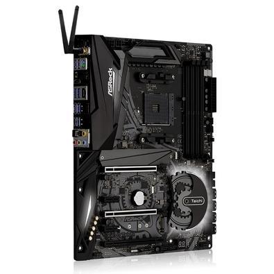 Placa-Mãe ASRock X470 Taichi, AMD AM4, ATX, DDR4