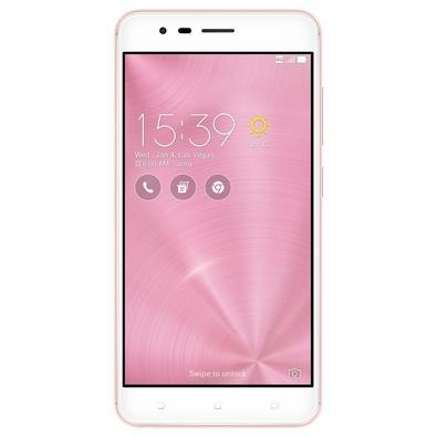 Smartphone Asus Zenfone Zoom S, 32GB, 12MP, Tela 5.5´, Rose Gold - ZE553KL-3I101BR