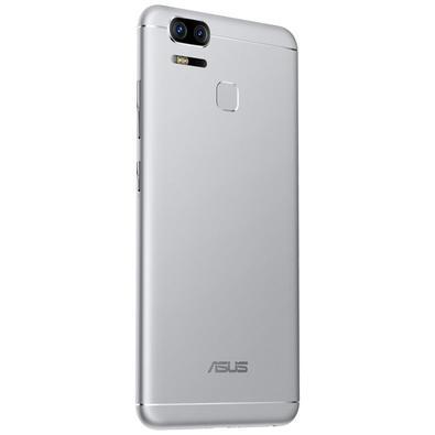 Smartphone Asus Zenfone Zoom S, 128GB, 12MP, Tela 5.5´, Prata - ZE553KL-3J069BR