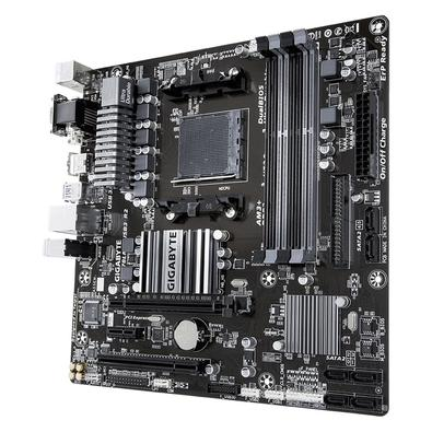 Placa-Mãe Gigabyte GA-78LMT-USB3 R2 KaBuM! E-Sports, AMD AM3+, mATX, DDR3