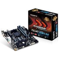Placa-Mãe GIGABYTE p/ AMD AM3+ mATX GA-78LMT-USB3 R2,Edição Especial KaBuM! E-Sports,DDR3, HDMI, DVI, D-sub, USB 3.1