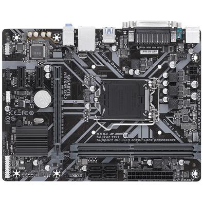 Placa-Mãe Gigabyte H310M DS2, Intel LGA 1151, mATX, DDR4