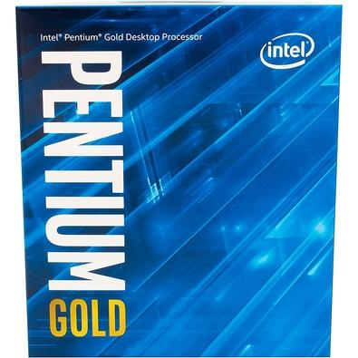 Processador Intel Pentium G5400 Coffee Lake, 8a Geração, Cache 4MB, 3.7Ghz, LGA 1151 - BX80684G5400