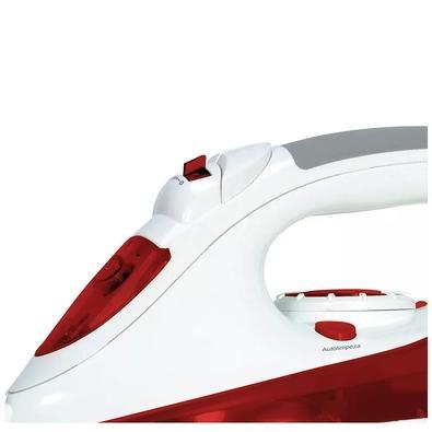Ferro Britânia FB1000A Botão Autolimpeza Vermelho e Branco 220V