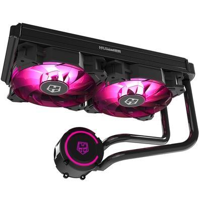 WaterCooler NOX AURA RGB H-240 NXH240AURA