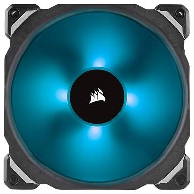 Cooler FAN Corsair PWM ML140 PRO com  LED RGB 140mm CO-9050077-WW
