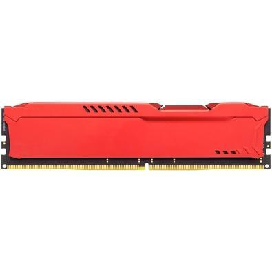 Memória HyperX Fury, 16GB, 3466MHz, DDR4, CL19, Vermelho - HX434C19FR/16