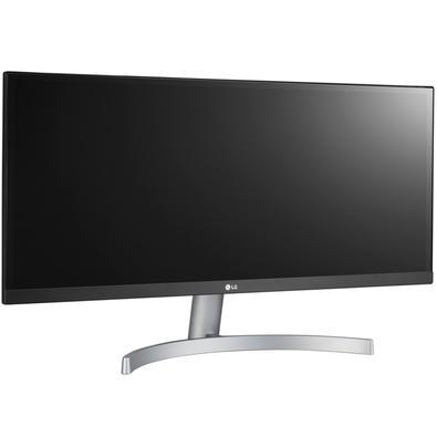 Monitor LG LED 29´ Ultrawide, Full HD, IPS, HDMI/Display Port, FreeSync, Som Integrado - 29WK600