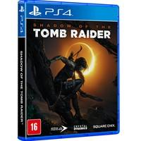 Game Shadow of The Tomb Raider PS4
