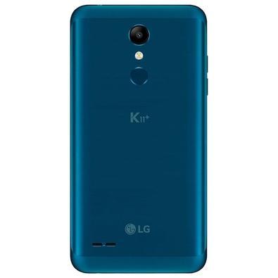 Smartphone LG K11+ 32GB, 13MP, Tela 5.3´, Azul - LMX410BCW