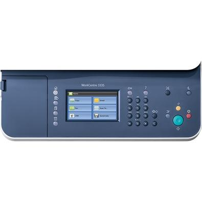 Multifuncional Xerox WorkCentre 3335, Laser, Mono, Wi-Fi, 110V