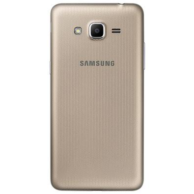 Smartphone Samsung Galaxy J2 Prime SM-G532M, Quad Core, Android 6.0, Tela 5´, 16GB, 8MP, 4G, Dual Chip Desbloqueado - Dourado