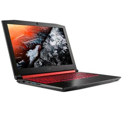 Notebook Gamer Acer Aspire Nitro 5, Intel Core i7-7700HQ, RAM 8GB, HD 1TB, NVIDIA GeForce GTX 1050 4GB, 15.6´ - AN515-51-77FH