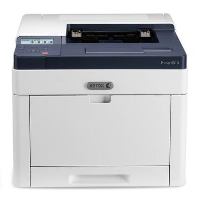 Impressora Convencional Xerox Phaser 6510dn Laser Colorida Usb e Ethernet 110v