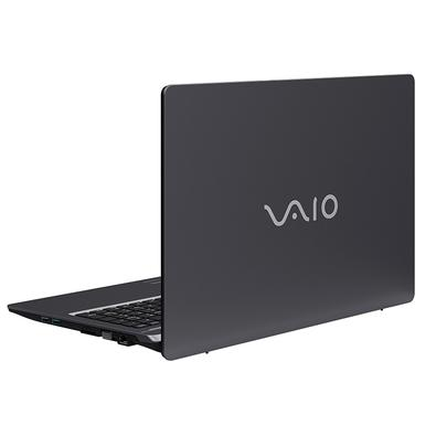 Notebook Vaio Fit 15S VJF155F11X-B1911B Intel Core i5-8250U, RAM 4GB, SSD 128GB, 15.6´, Windows 10 Home, Chumbo - 3340464