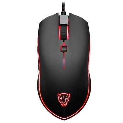Mouse Gamer Motospeed V40, RGB, 4000 DPI, Preto - FMSMS0004PTO