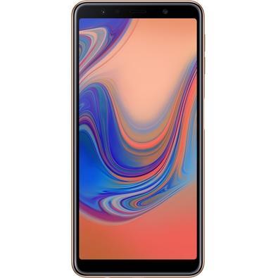 Smartphone Samsung Galaxy A7, 128GB, 24MP, Tela 6´, Cobre - SM-A750G/128D