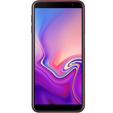 Smartphone Samsung Galaxy J6+ 32GB, 13MP, Tela 6´, Vermelho - SM-J610G/32DL