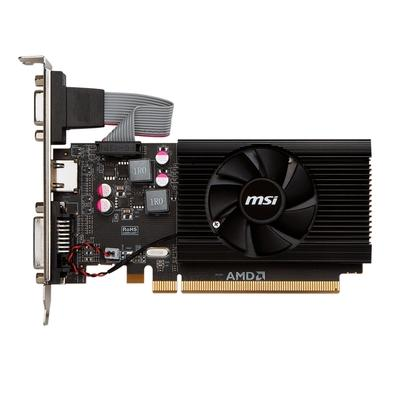 Placa de Vídeo MSI AMD Radeon R7 240 LP 2G, DDR3 - R7 240 2GD3 64B LP