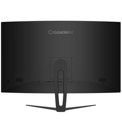 Monitor Gamer Gamemax LED 32´ Widescreen Curvo, QHD, HDMI/DVI/Display Port, FreeSync, Som Integrado, 144Hz, 1ms - GMX32CEWQ