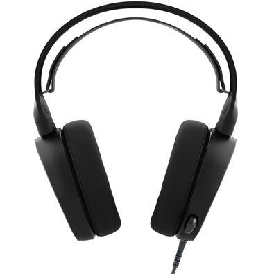 Headset Gamer SteelSeries Arctis 3, Preto - 61438