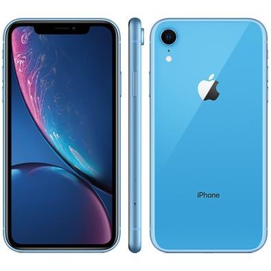 iPhone XR Azul, 128GB - MRYH2