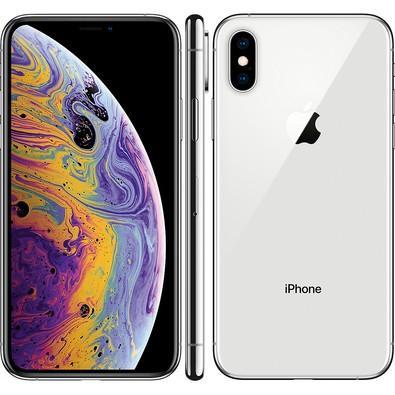 IPHONE XS PRATA, 256GB - MT9J2