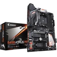 Placa-Mãe Gigabyte B450 Aorus Pro, AMD AM4, ATX, DDR4