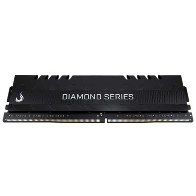 Memória Rise Mode Diamond, 4GB, 3000MHz, DDR4, CL15, Preto - RM-D4-4GB-3000D
