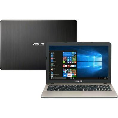 Notebook Asus VivoBook Max, Intel Celeron N3450, 4GB, 500GB, Windows 10 Home, 15.6´ - X541NA-GO473T