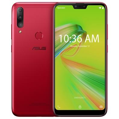 Smartphone Asus Zenfone Max Shot, 64GB, 12MP, Tela 6.2´, Red - ZB634KL-4C007BR