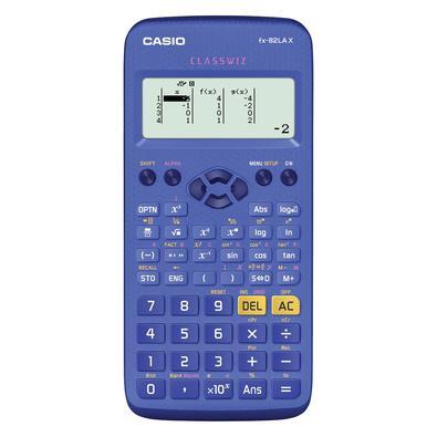Calculadora Científica Com 274 Funções Fx-82Lax-Bu Azul
