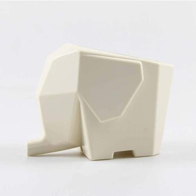 Escorredor elefante branco