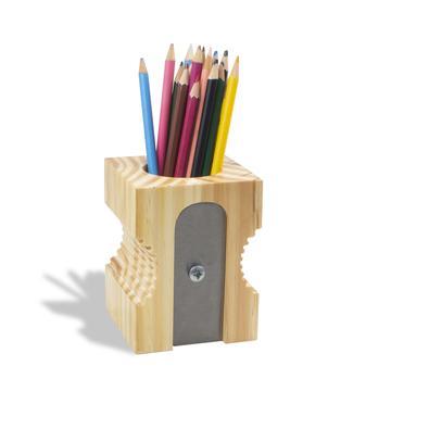 Porta Lápis Apontador