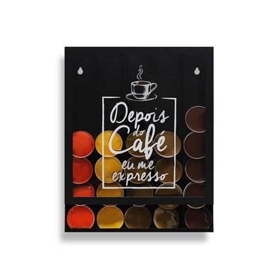 Quadro Porta-Cápsulas de Café Expresso