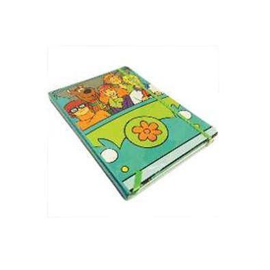 Caderneta de Anotações Scooby-Doo