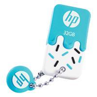 Pendrive 32GB HP HPFD178B-32 V178B Mini Azul