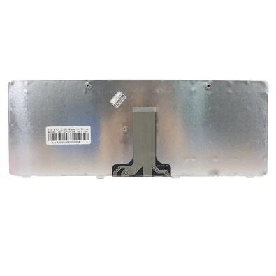 Teclado para Notebook Lenovo part number V-116920EK1-BR Português br Ç Mod. K-LG470