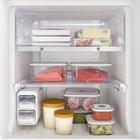 Geladeira Electrolux Top Freezer com Dispenser de Água Platinum, 400L, 220V - DW44S